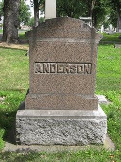 Bessie Julana <i>Bruce</i> Anderson