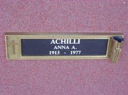 Anna <i>DeLuca</i> Achilli