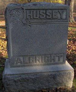 Rev Frank M Hussey