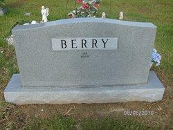 Mrs Lillie Edna <i>Perkins</i> Berry