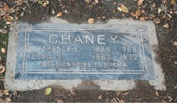 Clarence Edward Chaney