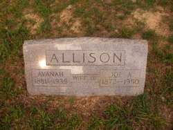 Joseph Anderson Allison