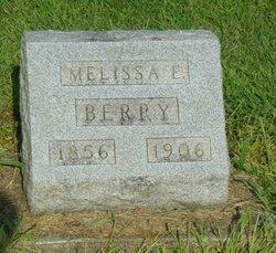 Melissa E. <i>Eckman Halderman</i> Berry