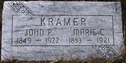 Marie C Katherina <i>Kaiser</i> Kramer