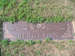 Mary P. <i>Johnston</i> Bergeron
