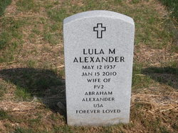 Lula Mae <i>Pierce</i> Alexander
