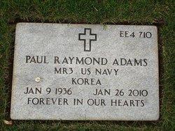 Paul Raymond Adams