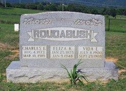 Eliza E <i>Kite</i> Roudabush