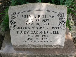 Billy Bodine Bell, Sr
