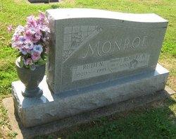 Naomi Ruth <i>O'Haver</i> Monroe