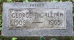 George F. Galetka, Sr