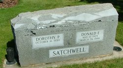 Donald Ernest Satchwell