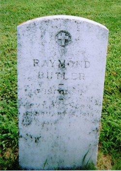 Pvt Raymond Charles Butler