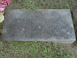 Henry Clarence Adams