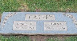 Minnie O. <i>Walling</i> Caskey