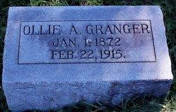 Olive Alice <i>Bertling</i> Granger