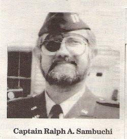 Capt Ralph A. Sambuchi