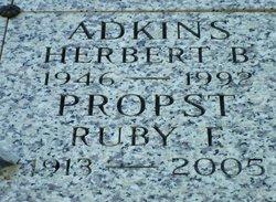 Herbert B Adkins