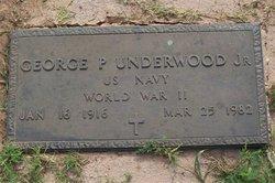 George P. Underwood, Jr