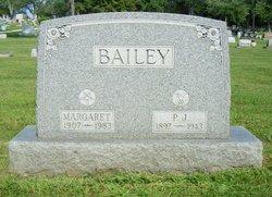 Margaret <i>West</i> Bailey Martin