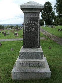 Matilda Oliver Burdick