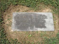 Agnes Winifred Winnie <i>Halliburton</i> Burge