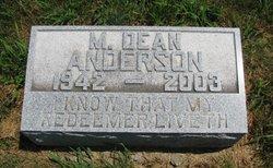 M. Dean Anderson