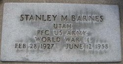 Stanley Martin Barnes