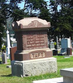 Ada <i>Taft</i> Allen