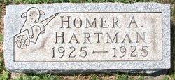 Homer A Hartman