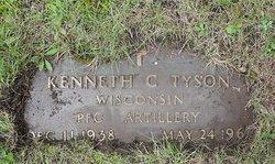 Kenneth C Peanuts Tyson