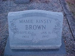 Mamie Jo <i>Kinsey</i> Brown