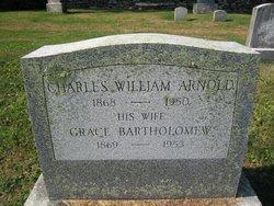Grace <i>Bartholomew</i> Arnold