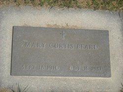 Mary <i>Curtis</i> Beard
