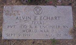 Alvin E Echart