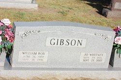 Thelma Jo Jo <i>Whitney</i> Gibson