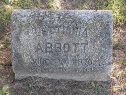 Lettishia Abbott