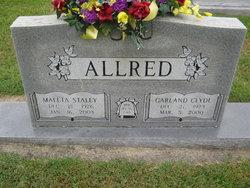 Maleta Tom <i>Staley</i> Allred