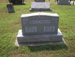 Bessie Marie <i>Armstrong</i> Baughman