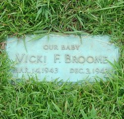 Victoria Frances Vicki Broome