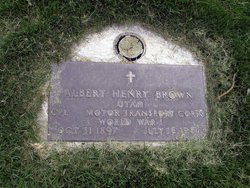 Albert Henry Brown