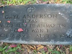 Gayl Anderson