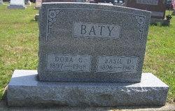 Basil D. Baty