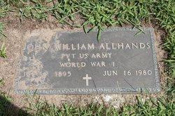 John William Allhands
