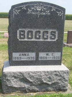 Anna <i>Hacker</i> Boggs