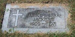 Eunice I. <i>Newcombe</i> Jackman