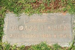 George Edward Allen