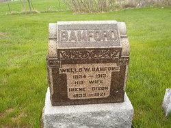 Capt William Wells Bamford