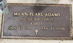 Milan P Snake Adams