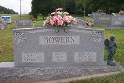 Martha Jane <i>Huneycutt</i> Bowers